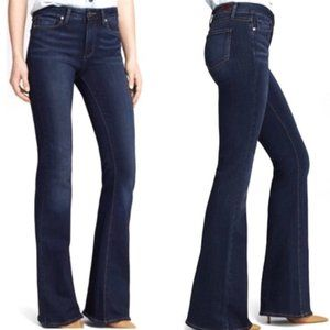 PAIGE Bell Canyon Flare Denim Jeans